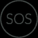 UbiSafe PTI | SOS icon